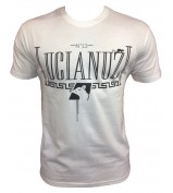T-SHIRT LE RAT LUCIANO PADRE BLANC
