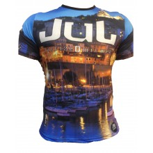 T-SHIRT LIGA ONE INDUSTRY  JUL HOMME NOUVEAU VIDA LOCA MARSEILLE