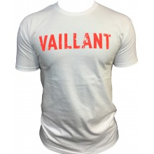 T-Shirt  ALONZO VAILLANT BLANC - ORANGE