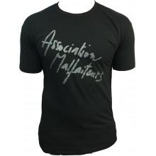 T-Shirt  SCH ASSOCIATION MALFAITEURS LOGO PAILLETE