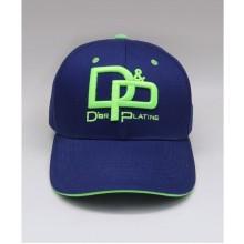 D&P - Baseball Cap - Bleu Vert