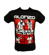 T-Shirt  ALONZO KALASH D.L.B. NOIR