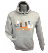 SWEAT JULSORT LE CROSS VOLER NEW GRIS ORANGE