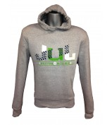 SWEAT JUL SORT LE CROSS VOLER NEW GRIS VERT