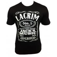 T-SHIRT JACK MUSIC NUMERO 1