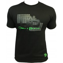 D&P - T-shirt - Dans le futur