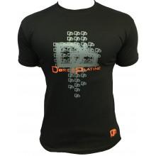 D&P - T-shirt - Ghost Rider Noir