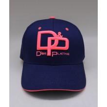 D&P - Baseball Cap - Bleu Rose