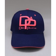 D&P - Baseball Cap - Bleu Rose