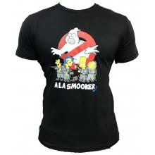 T-shirt A LA SMOOKER Hors ligne 135