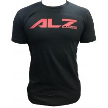 T-Shirt ALONZO ALZ ROUGE NOIR