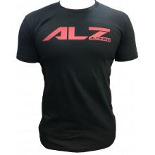 T-Shirt ALONZO ALZ ROUGE NOIR