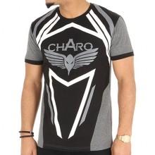 Charo - Tee Shirt Nazka Gris Anthracite Nizka