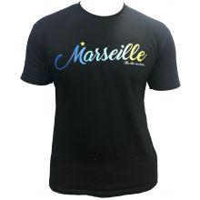 Tshirt MARSEILLE NOIR