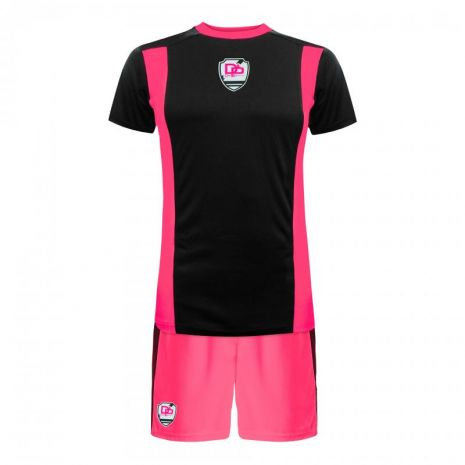 D&P Football Club ROSE - Kit Foot JUL ADULTE et ENFANT