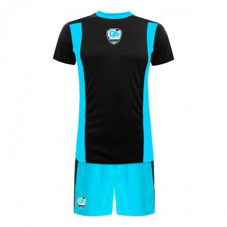D&P Football Club BLEU - Kit Foot JUL ADULTE et ENFANT