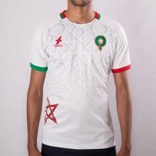 T-shirt Maroc - Blanc