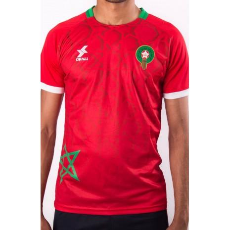 T-shirt Maroc - Rouge