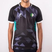 T-shirt Algerie - Noir