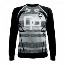 D&P Football Club - Sweat Armor NOIR BLANC jul