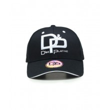 D&P JUL CASQUETTE 135 Baseball Cap - Noir et Blanc