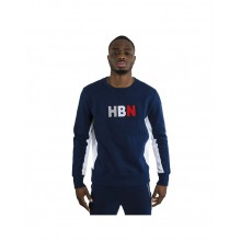 Sweat H'echbone Team Bleu Marine