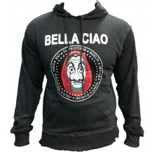 Pull bella ciao grise