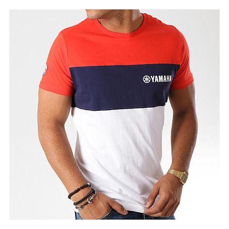 Tshirt 2019 Yamaha Noir