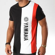 Tshirt 2019 Yamaha Noir Rouge Blanc