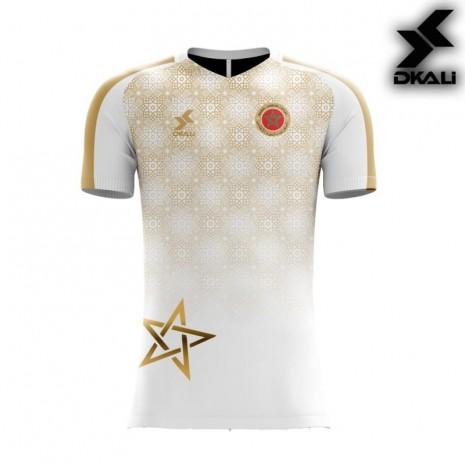 Dkali T-shirt 2019 Maroc white
