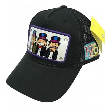 Lograda - monopoly - casquette
