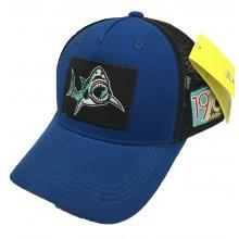 Lograda - requin bleu - casquette