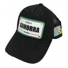 Lograda - gomorra noir - casquette