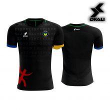 Dkali T-shirt 2019 Amazigh Noir