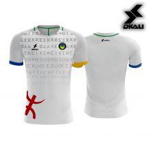 Dkali T-shirt 2019 Amazigh Blanc