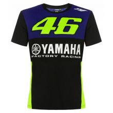 Tshirt 2019 Yamaha numero 46