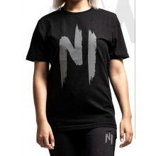 T-shirt NINHO noir femme