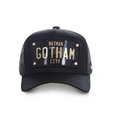 Casquette Gothan Batman noir