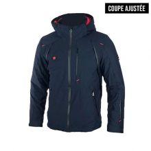 Doudoune Blouson Scampia chauffant Creed - Bleu