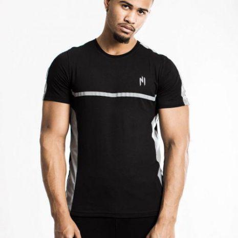 Ninho - T-shirt Reflector noir