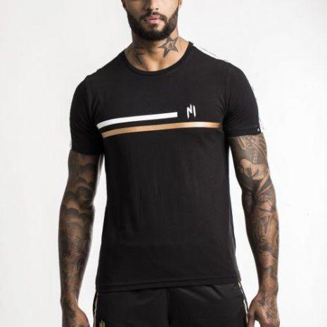 Ninho - T-shirt shaft black