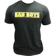 T-Shirt BAD BOYS JAUNE DE MARSEILLE 2020