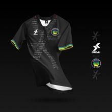 Dkali T-shirt 2020 amazigh noir