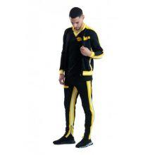 Pantalon Jogging Homme H'echbone Yankee Noir