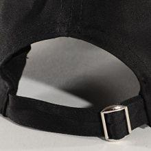 CAP PLATA O PLOMO Casquette Plata Noir Bleu