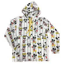 Veste K-way 2021 Mickey Mouse BLANC