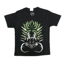 T-shirt DBZ ENFANT - NOIR