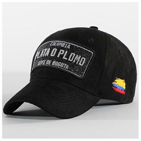 CAP PLATA O PLOMO FULL NOIR