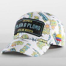 CAP PLATA O PLOMO BLANC BLEU