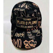 CAP PLATA O PLOMO BLANC